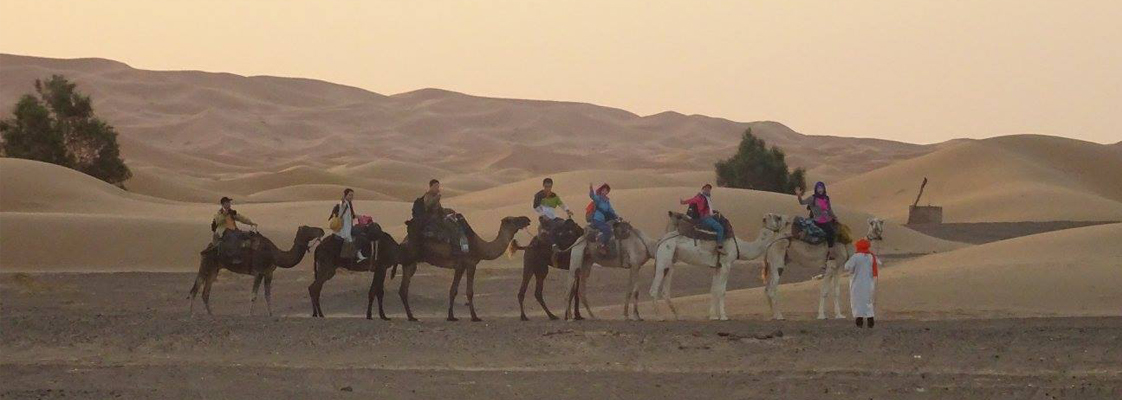 10 days from Tnagier to Marrakech morocco tour