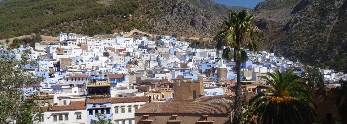 2 days tour from fes to chefchaouen